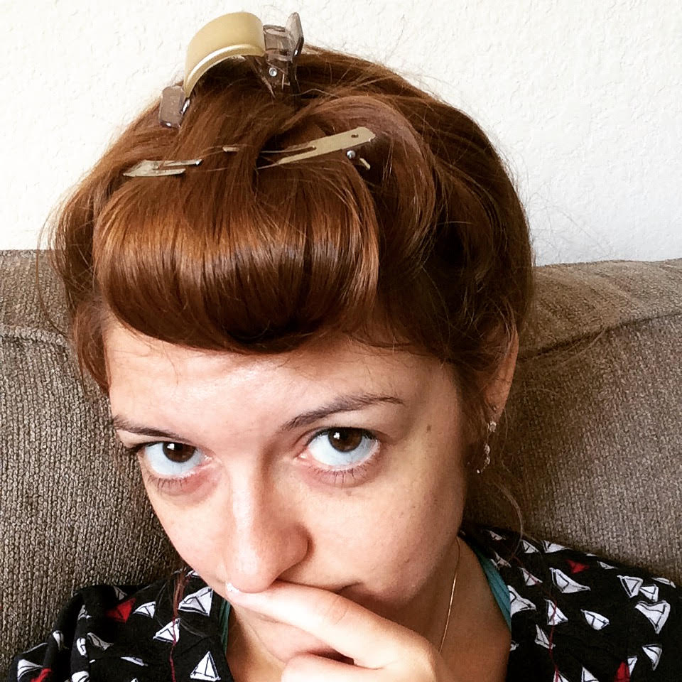 The one thing people forget to tell you when you grow out your hair