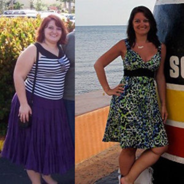 Here is the full story of my 100+ pound weight loss (plus some resources)