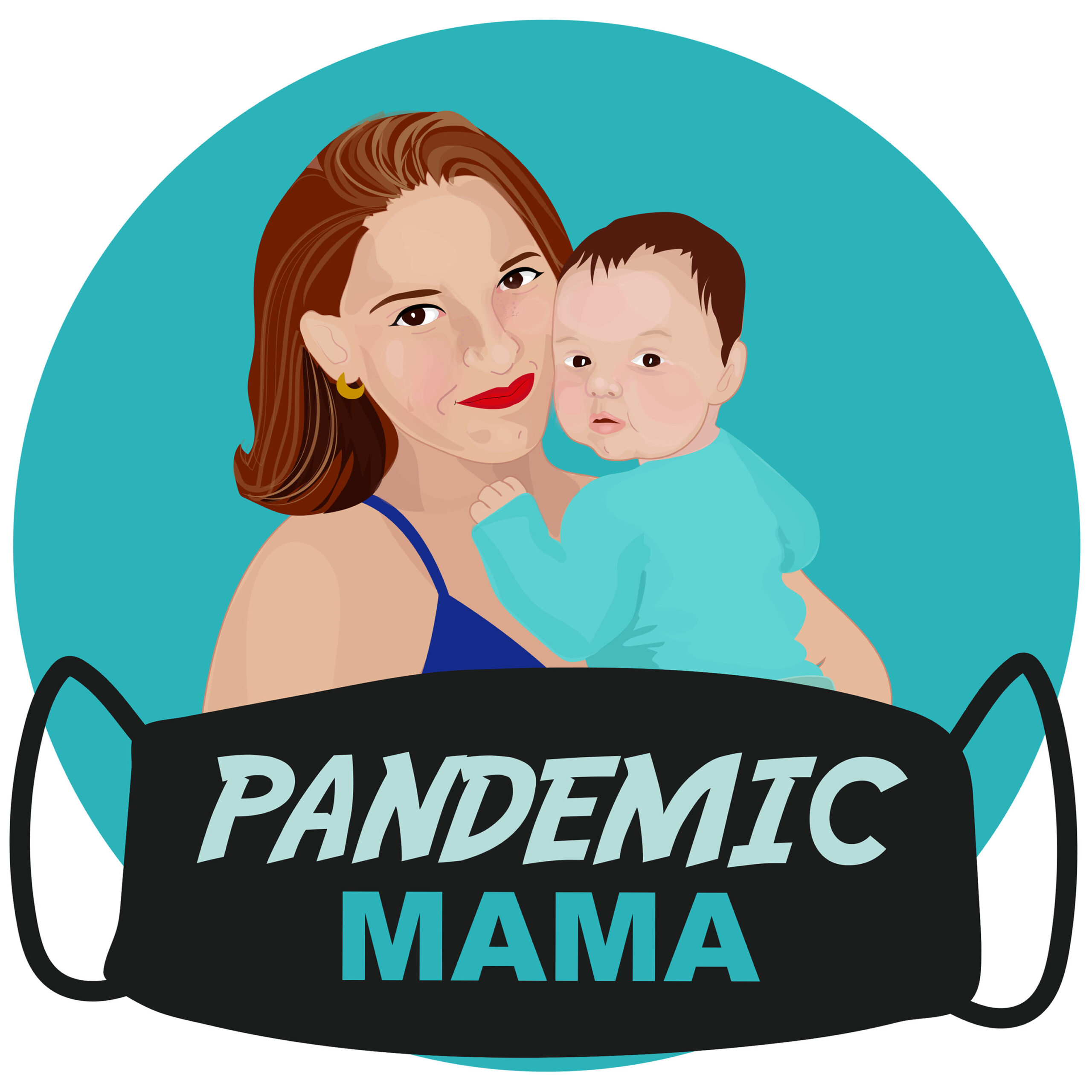 Pandemic Mama Podcast – Coming on September 30th!