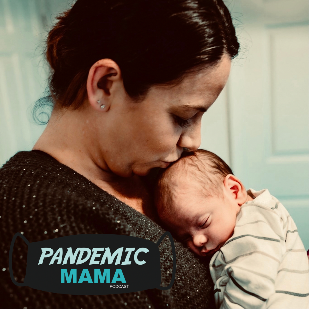 27. The Grief of Postpartum in the Pandemic with Kelly Fitzgerald Junco