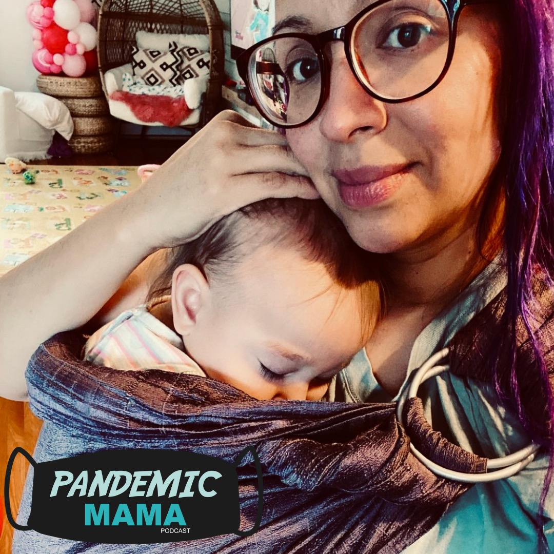 24. Finding Normal in the Chaos of a Pandemic with a 5th Baby with Nancy Sanchez